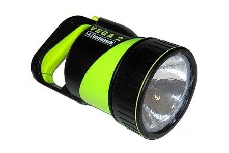 Подводный фонарь Aqualung VEGA 2 HALOGEN аккумуляторный