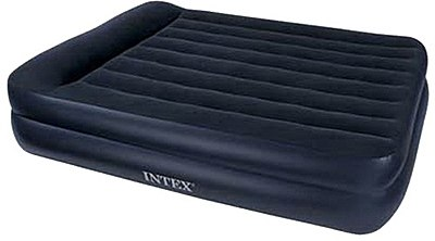 Надувной матрас INTEX Queen Rising Comfort 163 х 208 х 50 см