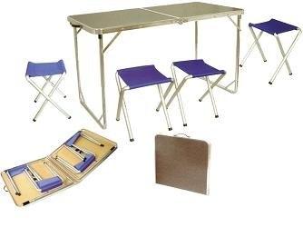 Набор мебели в чехле на 4-6 человек Tramp, арт. TRF-005