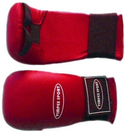 Перчатки карате Vimpex Sport