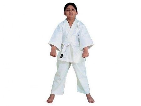 Детское кимоно для карате Vimpex Sport белое