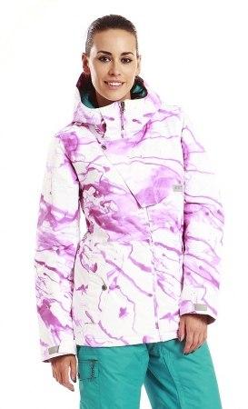 Куртка женская PILAR Alpine pro белая