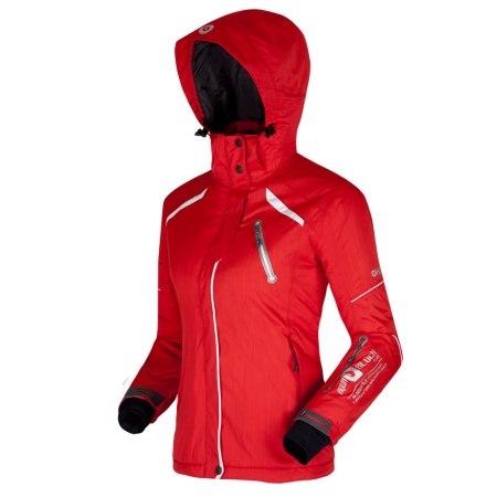 Куртка женская FAXALA Husky красная