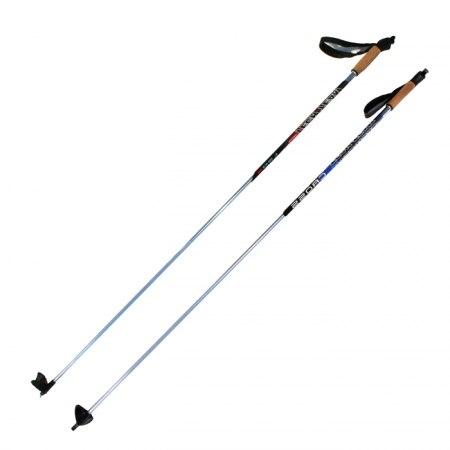 Палки лыжные алюминиевые