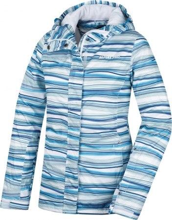 Куртка женская AILA Alpine pro белая