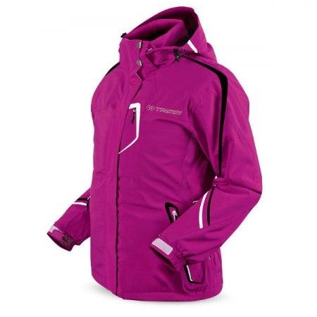 Куртка женская TRIUMPH Trimm лиловая