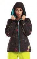 Куртка женская ALARICO Alpine Pro черная