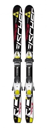 Горные лыжи Fischer RC4 Race jr 120, 130, 140