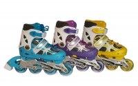 Роликовые коньки AmigoSport GRIT