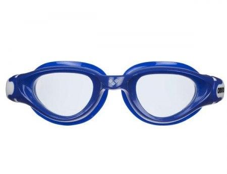 Очки Arena Cruiser Soft (цвет голубой-прозрачный-черный)