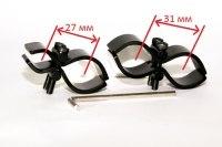 Подствольное крепление для фонаря GM-01