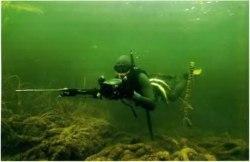 """""""Азбука подводной охоты"""""""