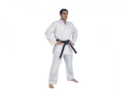 Кимоно дзюдо Vimpex Sport (куртка+брюки+пояс), арт.3002