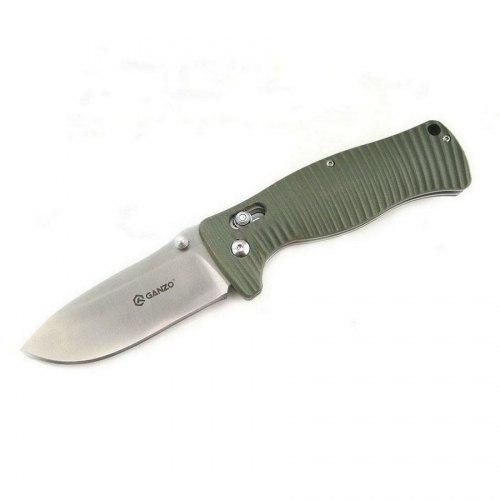 Нож туристический складной Ganzo G720-G