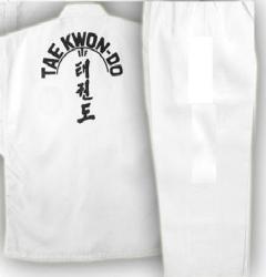Кимоно форма Всемирной федерации тхэквондо (WTF) PRO