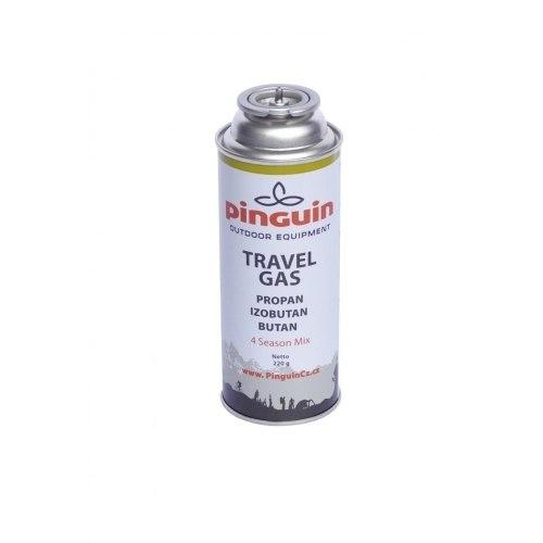 Газовый цанговый баллон Gas cartridge 220g Pinguin