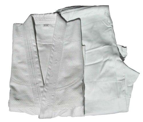 Кимоно для дзюдо, белое