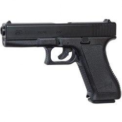Пистолет софтэйр G17 (14096) пружинный