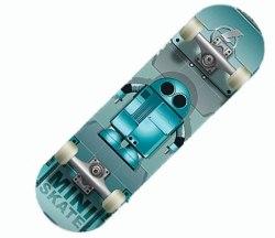 Скейтборд Mini-board CK Robot