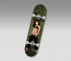 "Скейтборд 31""7.75"" CK GIRL"
