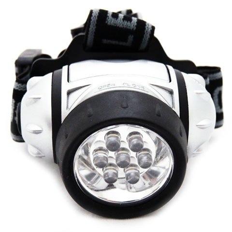 Фонарь налобный 7 LED Ultraflash LED 5351