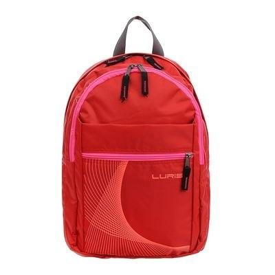 Рюкзак Luris молодёжный на молнии, красный, арт. 1388268