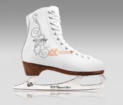 Фигурные коньки СК Le Fleur 100% Leather