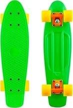 """Скейтборд пластиковый 22""""x6"""" PW-506"""