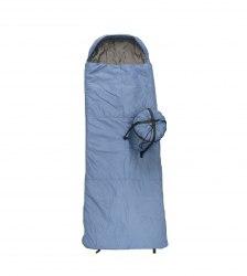 """Спальный мешок- одеяло с капюшоном """"Ямал""""-Экстрим"""