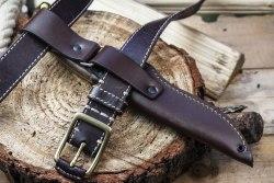 Нож Corsair Kizlyar Supreme AUS-8 Satin Walnut