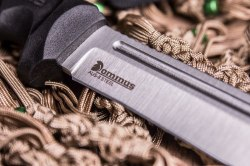 Нож Dominus Kizlyar Supreme AUS-8 Satin