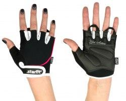 Женские перчатки для фитнеса StarFit su-111