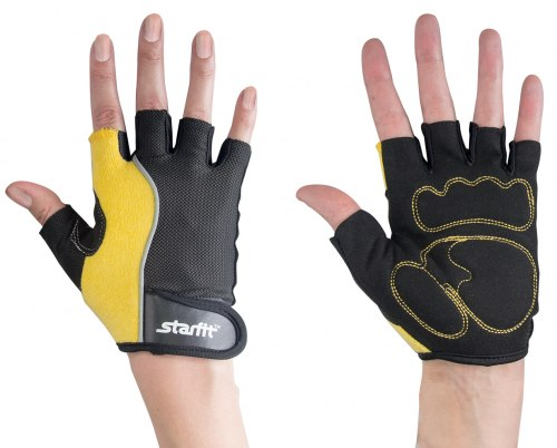 Перчатки для фитнеса женские (детские) StarFit SU-108