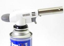 Горелка газовая с пьезоподжигом Flame Gun 4-041
