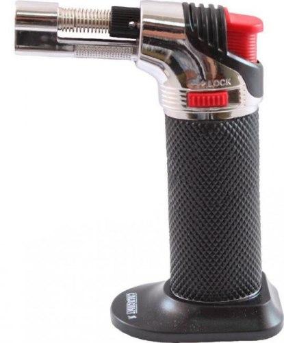 Мини-горелка с пьезоподжигом и возможностью перезаправки Следопыт GTP-R01