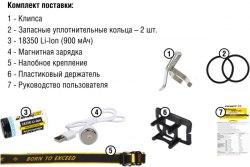 Фонарь Armytek Tiara C1 Magnet USB белый свет