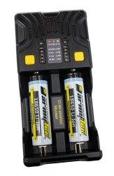 Зарядное устройство с автомобильным адаптером Armytek Uni C2