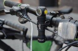 Крепление фонаря на руль велосипеда Armytek ABM-01