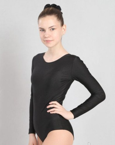 Купальник гимнастический бифлекс Свиола 11-1004