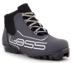 Ботинки лыжные NNN Spine Loss