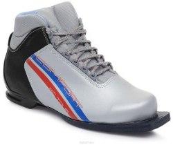 Ботинки лыжные 75 мм ЕвроСпорт Comfort M350