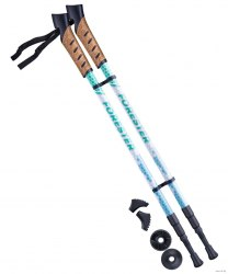 Палки для скандинавской ходьбы 67-135 см Berger Forester