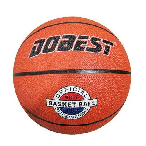 Мяч баскетбольный р.7 Dobest RB7-0886