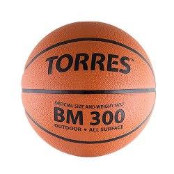 Мяч баскетбольный р.7 Torres BM300