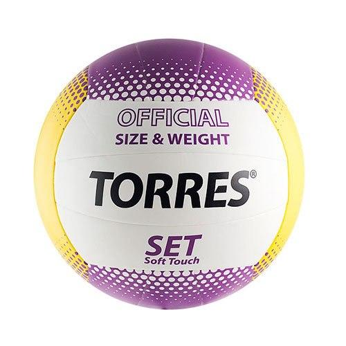 Мяч волейбольный р.5 Torres Set