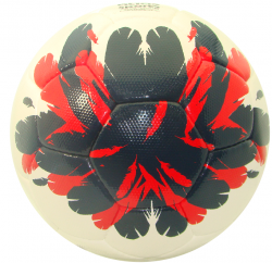 Мяч футбольный р.5 Atlas Fire