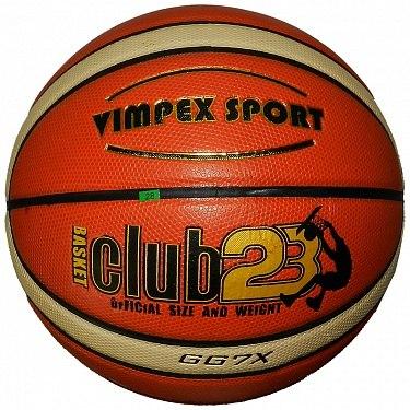 Мяч баскетбольный р.7 Vimpex Sport BLPU-45