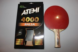 Ракетка для настольного тенниса А5000 Atemi
