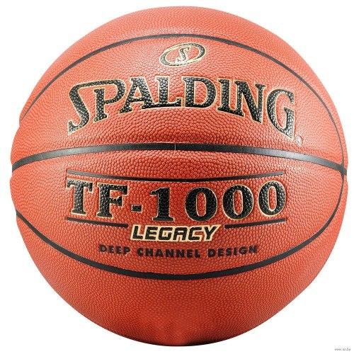 Мяч баскетбольный Spading №7 Legacy TF-1000