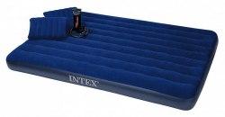 Матрас-кровать 152*203*22*см INTEX 68765